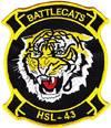 HSL-43 Battle Cats
