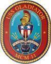 USS Gladiator (MCM-11)