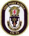USS Port Royal (CG-73)