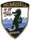 USS Bausell (DD-845)