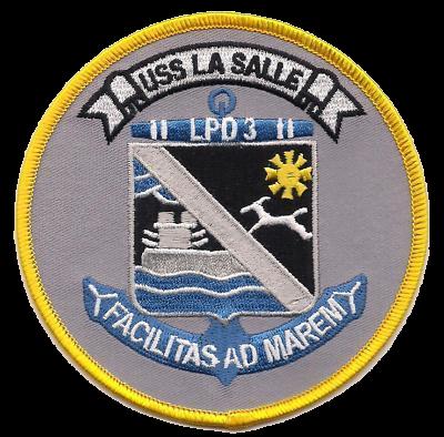 USS Lasalle (LPD-3/AGF-3)